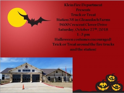 Truck or Treat Event