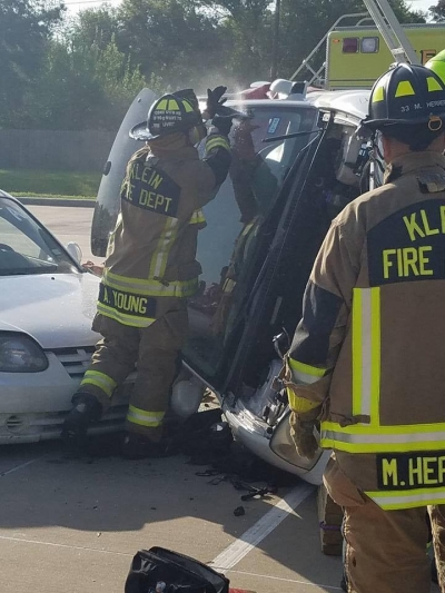 Extrication Event with CCEMS