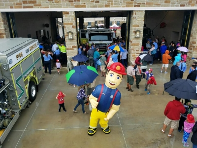 Station 8 Open House
